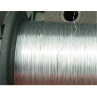 Buy cheap 8 Gauge Galvanized Steel Wire , Galvanised Binding Wire For Construction Fields from wholesalers