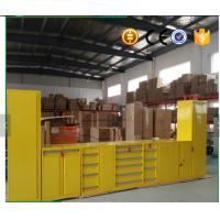 Buy cheap TJG high quality steel roller tool cabinet metal cabinet workshop tool cabinet from wholesalers