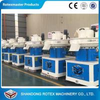 Buy cheap Capacity 1-1.5t/H Cotton Seed Sawdust Pellet Making Machine With CE Approval from wholesalers