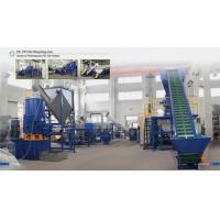 Buy cheap PE PP film/bag/fabric washing,crushing,recycling machinery/production line/plant from wholesalers