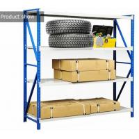 Buy cheap Garage Shelving Unit Warehouse Storage Shelves Heavy Duty Steel Shelves from wholesalers