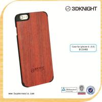 Buy cheap HOT PRODUCTS cover for phones genuine bamboo case for iphone 6 plus from wholesalers