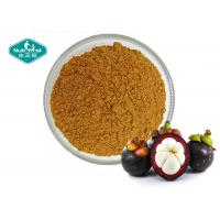 Buy cheap 100% Pure Fruit And Vegetable Powder Mangosteen Extract Powder For Antioxidant from wholesalers
