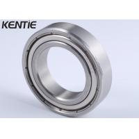 Buy cheap 2 Metal Shields 6008ZZ Single Row Deep Groove Ball Bearing S6008ZZ 40 * 68 * 15mm from wholesalers