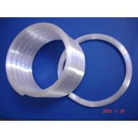 Buy cheap High purity helical clear quartz glass tube from wholesalers