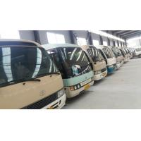 Buy cheap Toyota 1HZ / 15B 16B Used Coaster Bus , Passenger Mini Old Coaster Bus from wholesalers