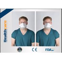 Buy cheap N95 Disposable Respirator Dust Protection Mask Foldable Anti Pollution Non Woven from wholesalers