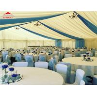 Buy cheap Wholesale Wedding 40x60 Party Tents For Sale White PVC 10 Years Life Span from wholesalers