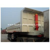 Buy cheap Multi sized load trail dump utility trailer for Base Rock , Topsoil , Asphalt 3 axles with warranty from wholesalers