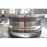 P355QH Carbon Steel Forgings Ring Quenching And Tempered Proof Machined for High Pressure Vessel Boiler