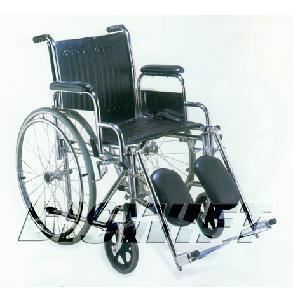 Buy cheap Steel Manual Wheelchair (QX902C) product