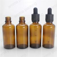 Buy cheap Hot Sale Personal Care Amber Essential Oil Glass Bottle Wholesale from wholesalers