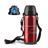 Buy cheap SUS 304 LFGB 0.8L Thermos Stainless Steel Vacuum Insulated Bottle product