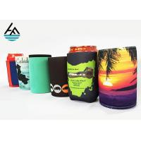 Buy cheap Single Can Cooler Sleeve Neoprene Can Coolers For Reversible Beer Beverage product