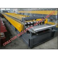 Buy cheap Cold Formed Corrugated Steel Floor Deck Plate Manufacturing Machine from Reliable China Supplier from wholesalers