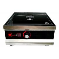 Buy cheap Easy Clean Temperature Control Induction Cooktop, Countertop Induction Burner from wholesalers