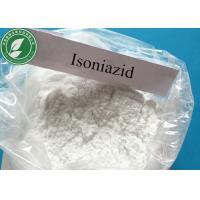 Buy cheap BP Standard Pharmaceutical Anti-Bacterial Raw Powder Isoniazid CAS 54-85-3 product