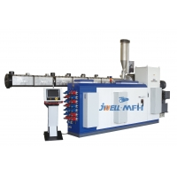 Buy cheap Water Cooling HDPE Double Wall Corrugated Pipe Extrusion Machine from wholesalers