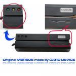 Buy cheap MSR606 Magnetic Card Reader/Writer Msr206 Encoder from wholesalers