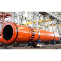 Buy cheap Slag Dryer Industrial Drying Equipment Rotary Drum Dryer For Cement Slag Drying from wholesalers