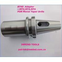 Buy cheap Morse Taper Adapter Steel CNC Tool Holder for Drilling / End Mill from wholesalers