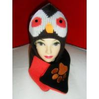 Buy cheap 100% Acrylic Knitted Scarf & Hat (CR-TLCA00016) from wholesalers