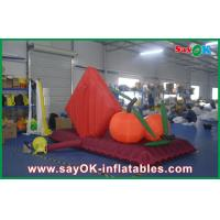 Buy cheap Red Lucky New Year Big Festival Inflatable Products 210D Oxford Cloth For Event from wholesalers