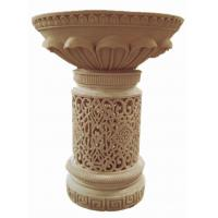 Buy cheap 2014 high quality waterproof india sandstone flower pot from wholesalers