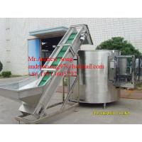 Buy cheap Easy operation factory direct produce automatic bottle sorting machine for beverage production line from wholesalers