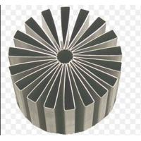 Buy cheap Clear aluminum bonded fin heat sinks for high power from wholesalers