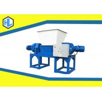 Buy cheap 15mm Plus 30mm E Waste Electronic Scrap Shredder Machine 45kw Motor Power from wholesalers