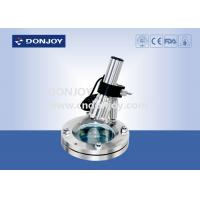 Buy cheap DN25 - DN150 Stainless Steel Sight Glass with tempered glass for medium conveying from wholesalers