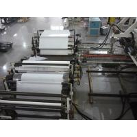 Buy cheap Various Colors Plastic Sheet Extrusion Machine Plastic Sheet Manufacturing Machine from wholesalers