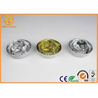 Buy cheap High Visible 360 Degree Tempered Glass Reflective Road Studs Diameter 100mm from wholesalers