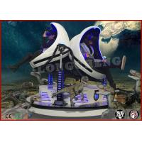 Buy cheap Professional Virtual Reality 9D Action Cinema With LED Touch Screen from wholesalers