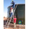 Buy cheap Glass Fused Steel Roof Anaerobic Digestion Tank Of UASB EGSB SBR BAF USR CSTR from wholesalers