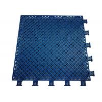 Buy cheap No Harmful Substances Indoor Sport Court Flooring , Indoor Tennis Court Flooring product