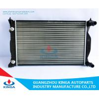 Buy cheap Mechanical Auto Truck Aluminum Racing Radiator AUDI A6/A4'AT  632*415*34mm from wholesalers