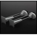Buy cheap COMER Slatwall Garment Display Hook Hanger Holder Hooks for mobile stores from wholesalers