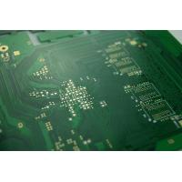 Buy cheap 0.5 - 6oz 6 Layers Controlled Impedance PCB Boards for Communication Equipment from wholesalers