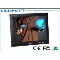 Buy cheap IPS 9.7 inch HDMI Touch Screen Monitor High Resolution DVI VGA Input from wholesalers