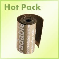 Buy cheap 100% fully biodegradable dog poop bags from wholesalers