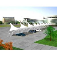 Buy cheap Fashion Steel Car Awnings Canopies Western Style For Outside Car Parking from wholesalers