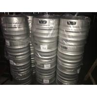 Buy cheap Europe standard 30L stackable beer kegs with spears from wholesalers