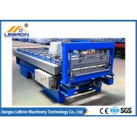 Buy cheap IBR Sheet Roll Forming Machine high quality Color Steel Tile Roll Forming Machine from wholesalers