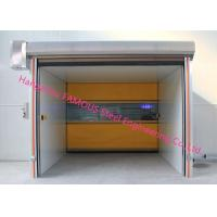 Buy cheap PVC Plastic Shutter Door With Manual Or Electric Control Rapid Lifting Door from wholesalers