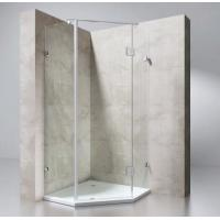 Buy cheap High Quality Tempered Glass Shower Room Shower Enclosure for Residence from wholesalers