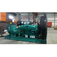 Buy cheap Water Cooled Standby 3 Phase Diesel Generator Cummins Series 800KW / 1000KVA 1500RPM from wholesalers