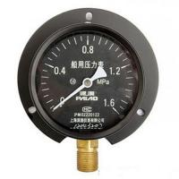 Buy cheap Iron Alloy Remote Reading Thermometer / Yc Marine Industrial Pressure Gauge from wholesalers