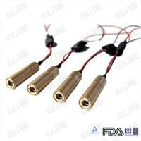 Buy cheap MN650-05FC 650nm 3mW 3-5VDC Red Dot Mini Laser Diode Module, Beam Size 8*16mm at 20m from wholesalers